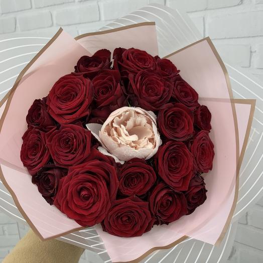 Неповторимой и единственной: букеты цветов на заказ Flowwow