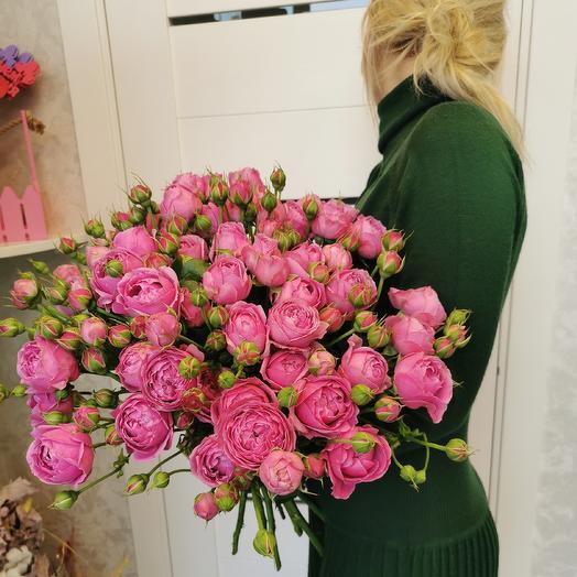 Мis you: букеты цветов на заказ Flowwow