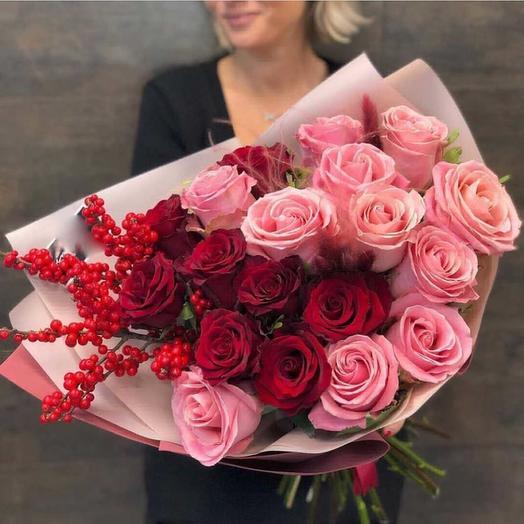 Греттель: букеты цветов на заказ Flowwow