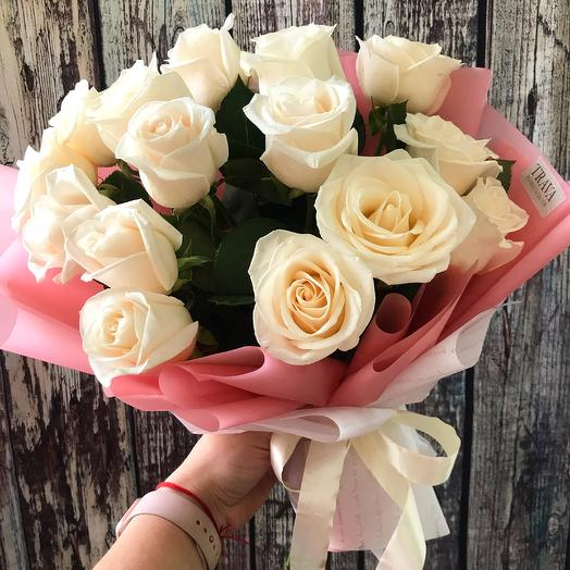 Фантазия: букеты цветов на заказ Flowwow