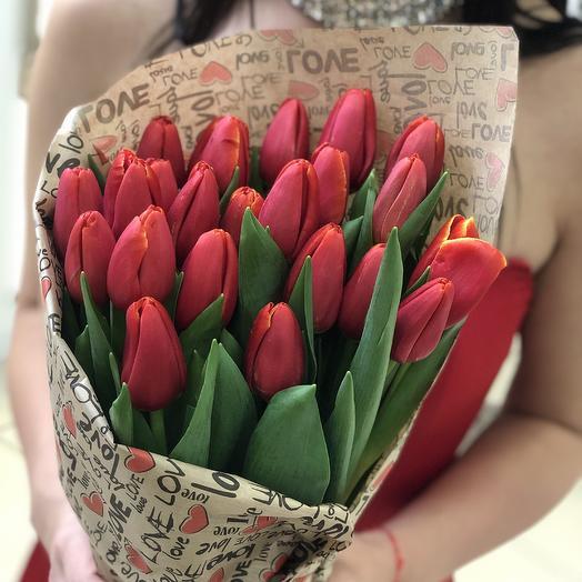 51 огненный тюльпан