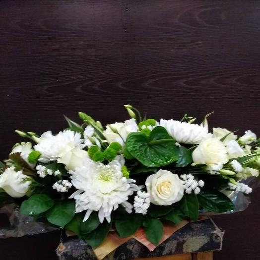 Премиум композиция: букеты цветов на заказ Flowwow