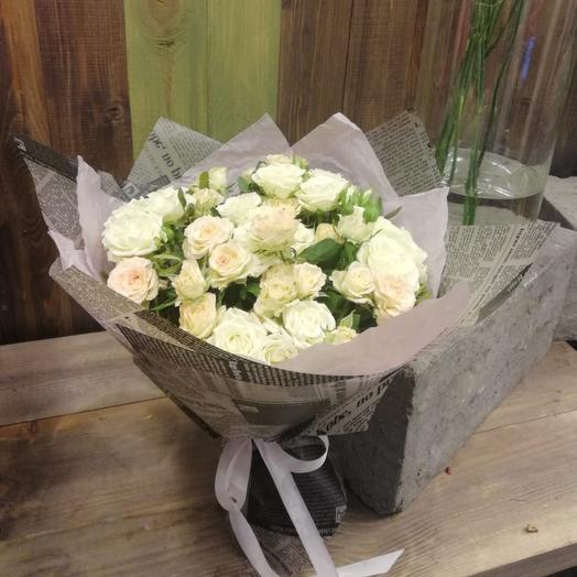 Букет хорошие новости: букеты цветов на заказ Flowwow