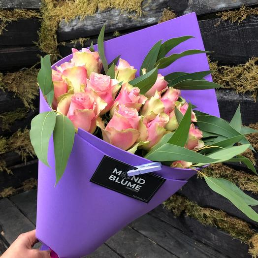 Букет из Роз 15 роз