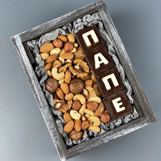 Орехи и буквы