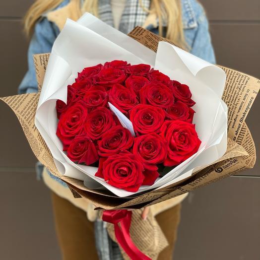 21 Роза Ред Наоми