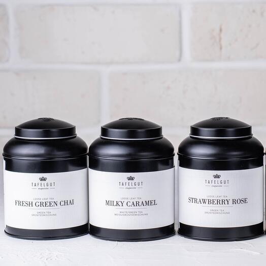 Набор зелёного чая Tafelgut в подарочном пакете