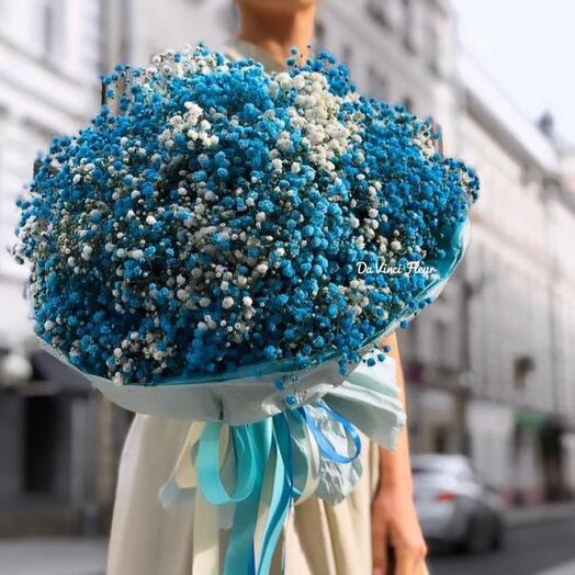 Букет цветов «Океан»