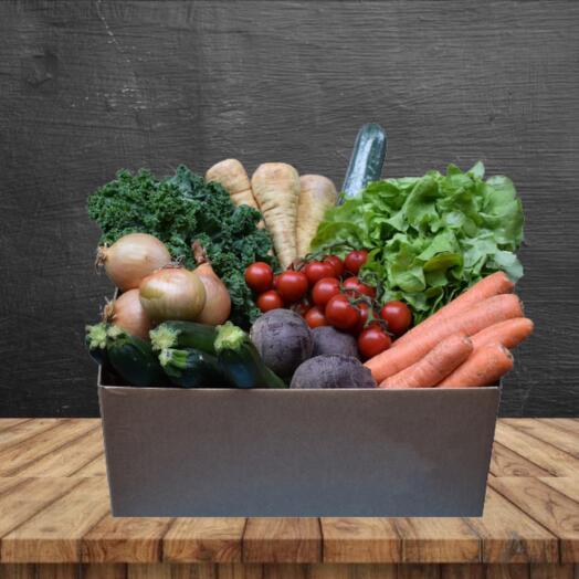 Продуктовый подарочный набор ЭКО овощной