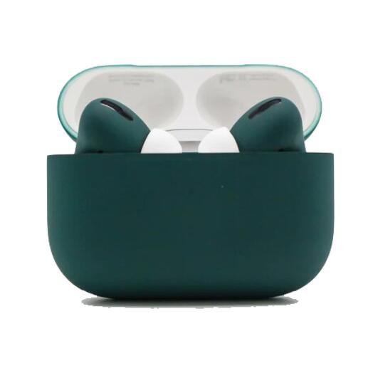Беспроводные наушники Apple AirPods Pro Dark Green Matte Зеленые матовые