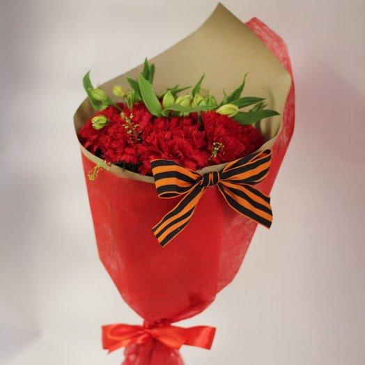 Я помню! Я Горжусь!: букеты цветов на заказ Flowwow