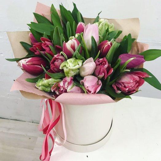 Весна рядом!: букеты цветов на заказ Flowwow