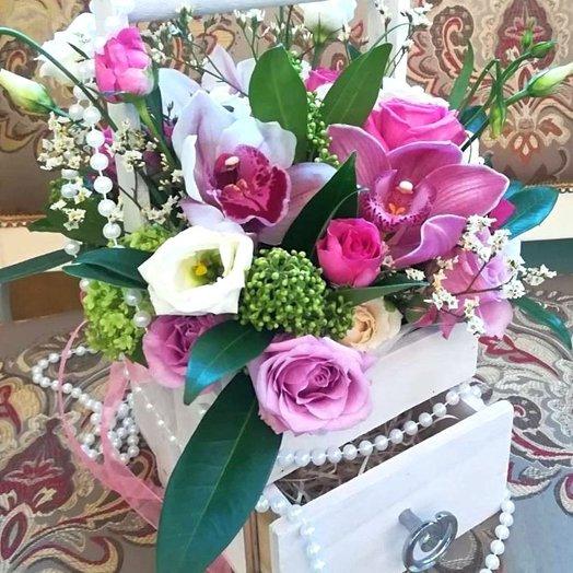 """""""Утреннее настроение"""": букеты цветов на заказ Flowwow"""