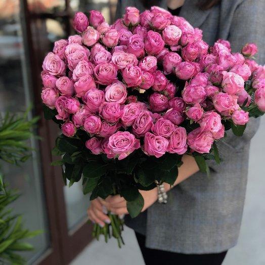 Леди бамбастик: букеты цветов на заказ Flowwow