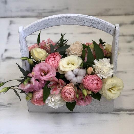 Романтика: букеты цветов на заказ Flowwow