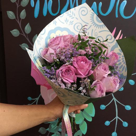 Букет Серенада: букеты цветов на заказ Flowwow
