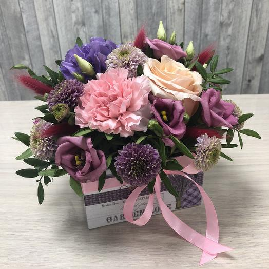 Повод для улыбки: букеты цветов на заказ Flowwow
