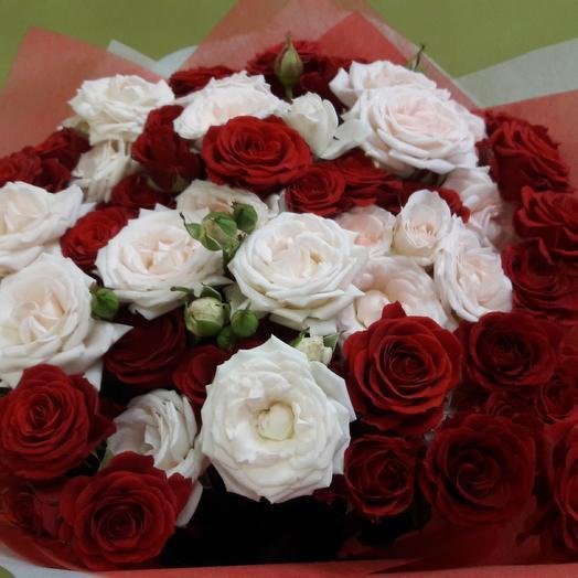 Мария: букеты цветов на заказ Flowwow