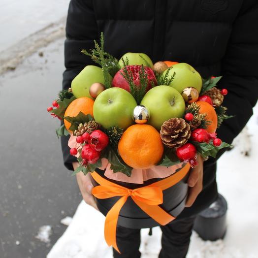 фруктовая коробка