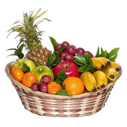 Корзина с фруктами - 2