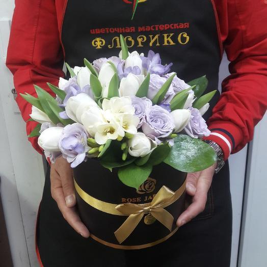 Небо: букеты цветов на заказ Flowwow