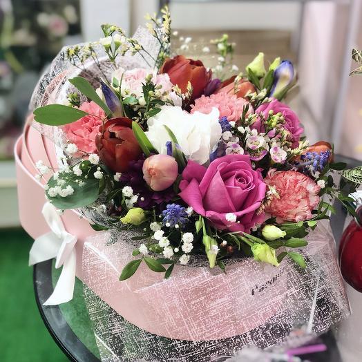 Люлька 1: букеты цветов на заказ Flowwow