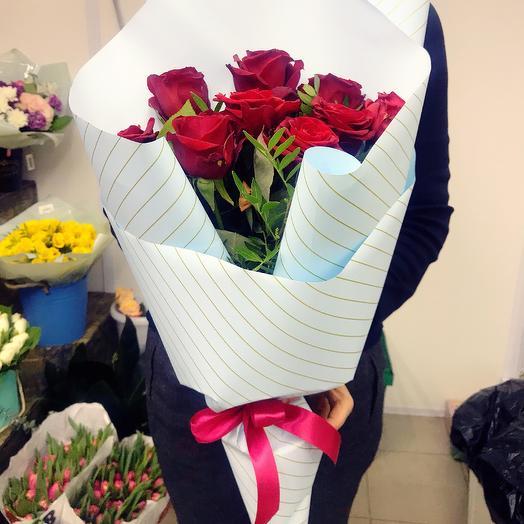 Букет «Бомбочка»: букеты цветов на заказ Flowwow