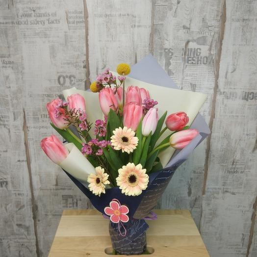 «Радость будней»: букеты цветов на заказ Flowwow