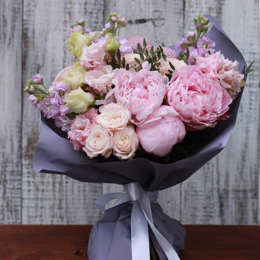 Букет 0952: букеты цветов на заказ Flowwow