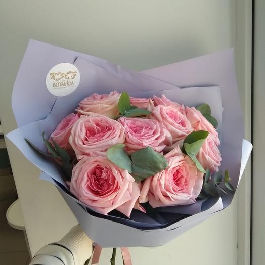 Нежное дуновение: букеты цветов на заказ Flowwow