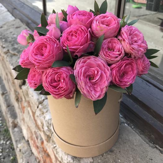 Букетик роз: букеты цветов на заказ Flowwow