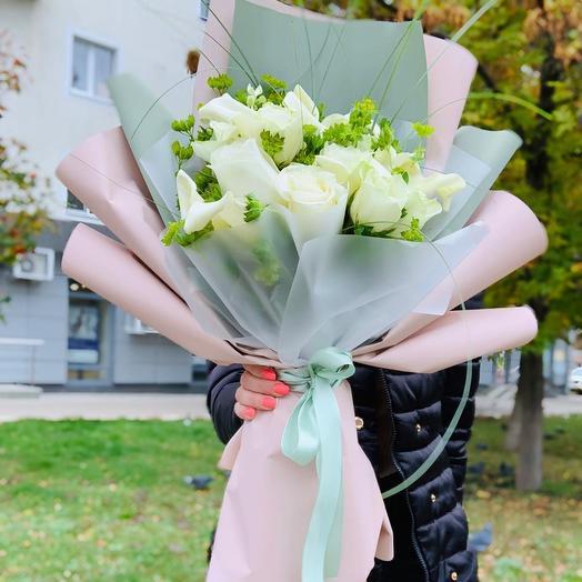 Райский берег: букеты цветов на заказ Flowwow
