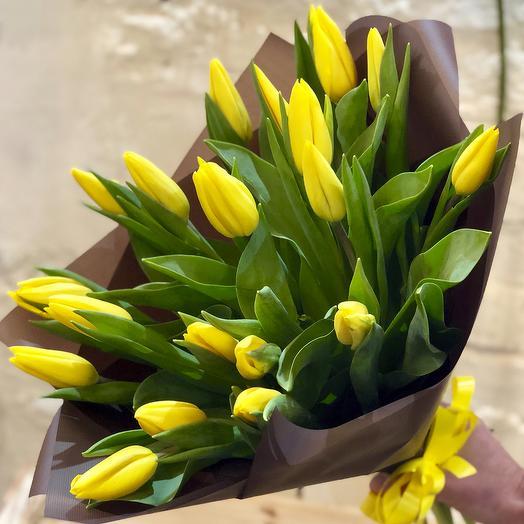 """Букет """"Рассвет"""": букеты цветов на заказ Flowwow"""