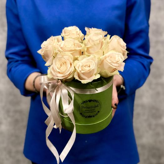Вечная нежность: букеты цветов на заказ Flowwow