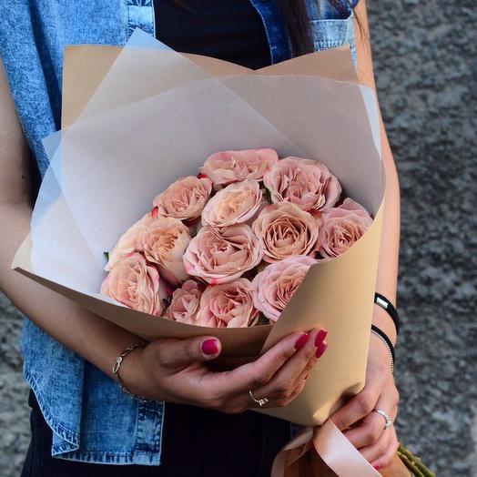 Букет 79: букеты цветов на заказ Flowwow