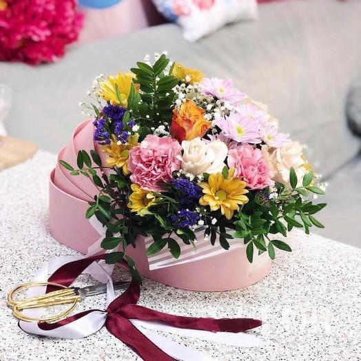 цветочная коляска