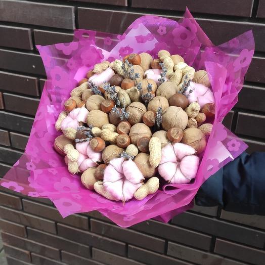Ореховый микс1: букеты цветов на заказ Flowwow