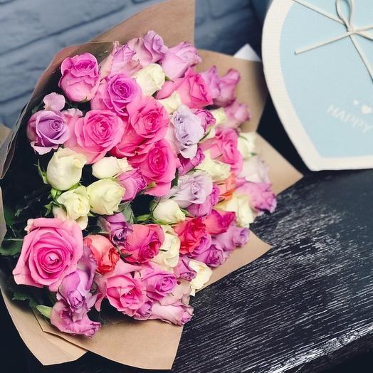 Земфирка mini: букеты цветов на заказ Flowwow