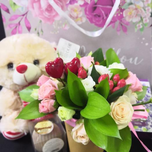 Beautiful Set: букеты цветов на заказ Flowwow
