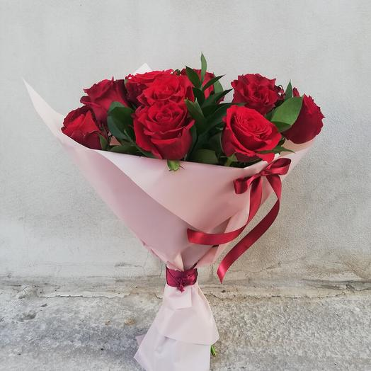 Bestselling bouquet of roses