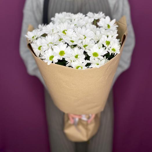 """Букет из цветов """"Привет ромашки"""""""