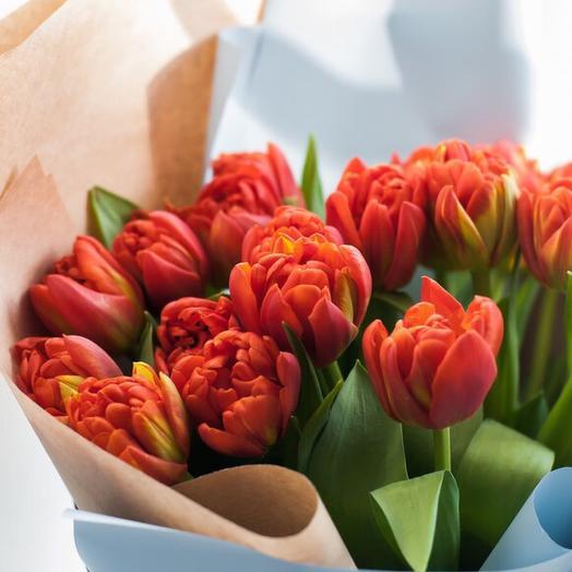 Огненный тюльпан