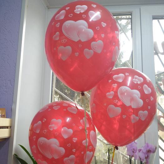 Романтичные шары