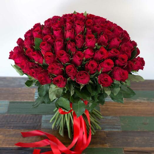 101 роза (40-50 см)