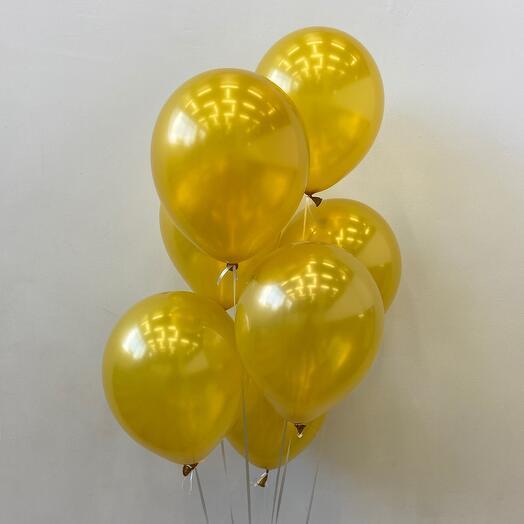 7 Золотых шаров