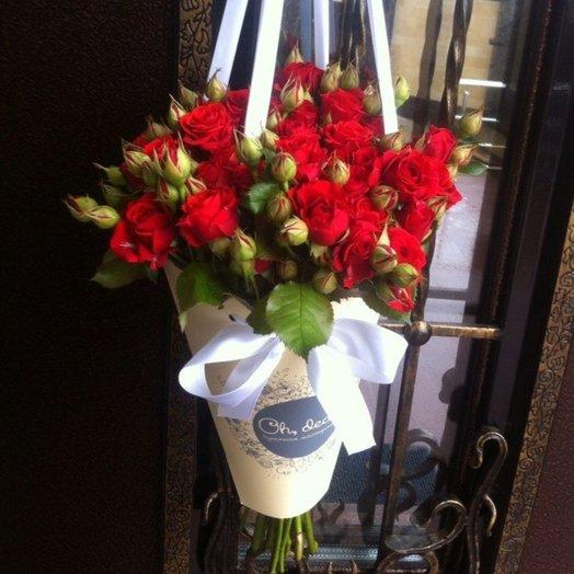 Букет Mirabe a: букеты цветов на заказ Flowwow