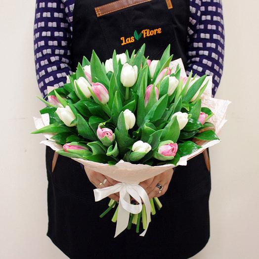 """Букет """"Пастила"""": букеты цветов на заказ Flowwow"""