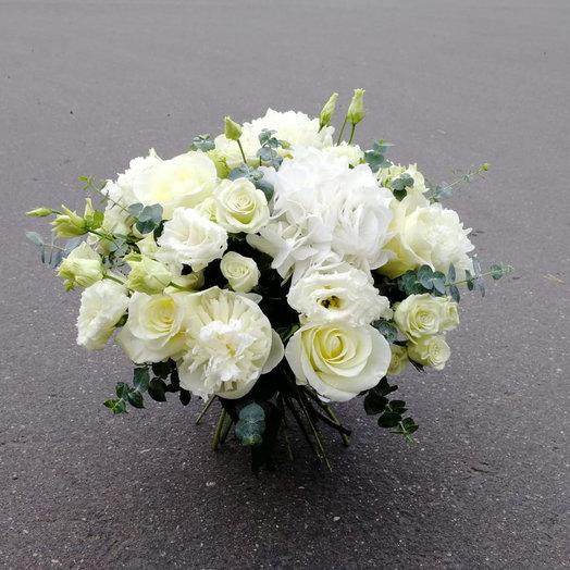 Снежное лето: букеты цветов на заказ Flowwow