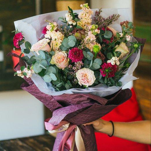Сангрия: букеты цветов на заказ Flowwow