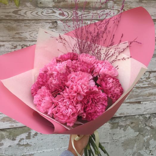 Малиновый щербет : букеты цветов на заказ Flowwow